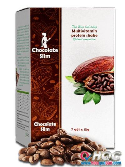 Chocolate Slim giảm cân nhập khẩu chính hãng